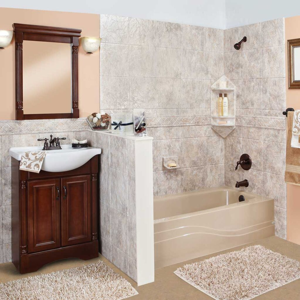 stunning professional full bathroom remodel